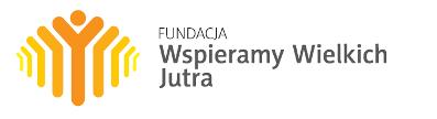 Wspieramy Wielkich Jutra Logo